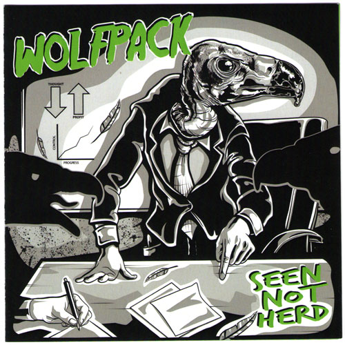 Wolfpack - Seen Not Herd