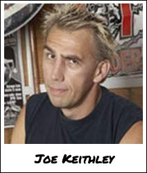 Sudden Death Records Joe Keithley