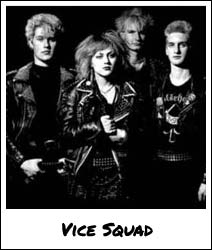Sudden Death Records Vice Squad