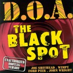 DOA - The Black Spot CD
