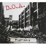 DOA - Fight Back CD