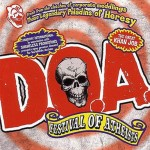 DOA - Festival of Atheists LP
