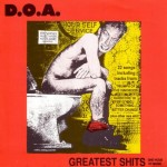 DOA - Greatest Shits CD