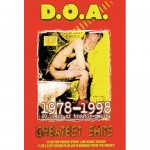 DOA - Greatest Shits DVD