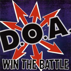 DOA - Win the Battle LP