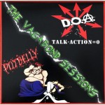 DOA / Potbelly - Vagabond Sessions LP