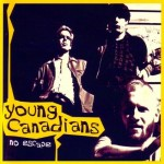 Young Canadians - No Escape CD